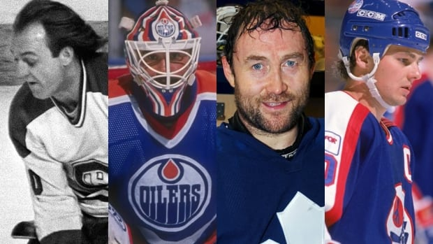 Guy Lafleur, Grant Fuhr, Ed Belfour, and Dale Hawerchuk were all drafted into the NHL... or were they?