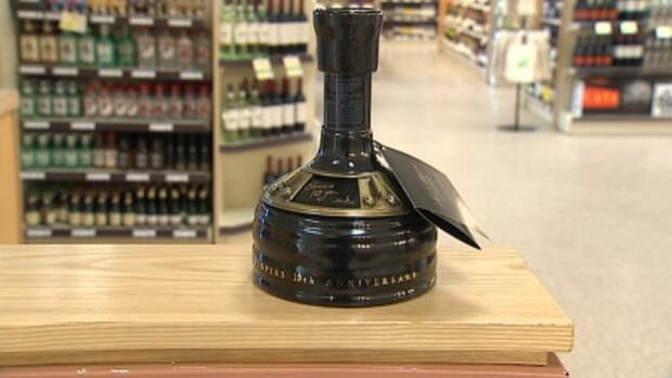 Utopias is not for the faint of heart. An average bottle of beer is 5 per cent alcohol. This specialty beer is 27 per cent alcohol by volume or 54-proof.