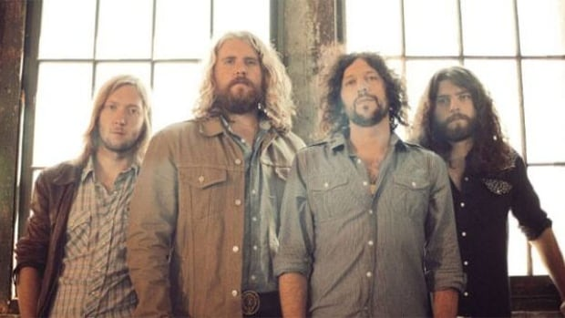 The Sheepdogs have been nominated for Rock Album of the Year for the Western Canadian Music Awards.