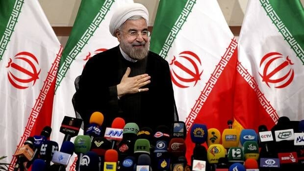 Iran's president-elect, Hassan Rowhani, said after his surprising first-round election victory that his government will include 'moderates, principlists [hardline conservatives] and reformists.'