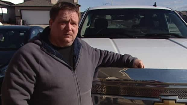 Extra charges added $1,200 to the price of a pickup truck purchased by Darren Bezanson of Grande Prairie.