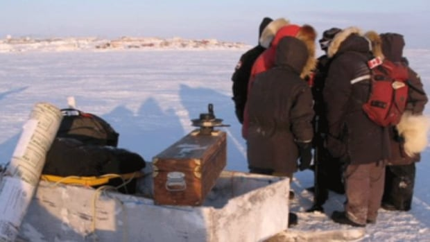 Ocean researchers are working to find out what goes on underneath the thick layers of Arctic sea ice during the winter.