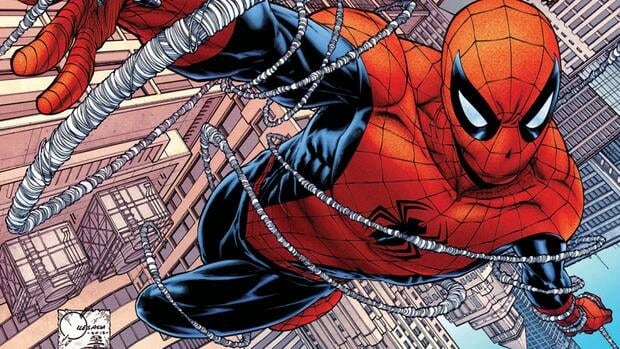 Unlike the music and film industries, the comic book industry is seeing an upswing in both print and digital sales figures despite illegal downloading, sources say.
