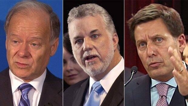 Who will become the next leader of Quebec's Liberal Party?