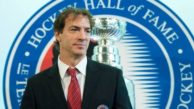 Joe Sakic, seen at a Hockey Hall of Fame function in Toronto in November 2012, received another accolade on Thursday.