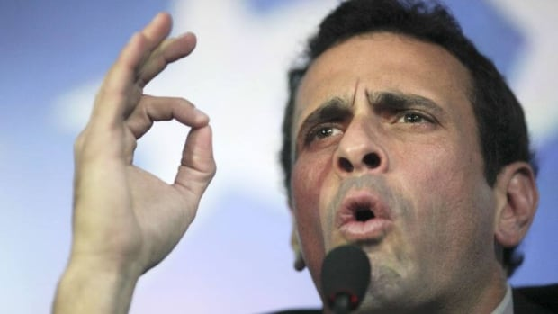 Opposition leader Henrique Capriles announced he will run in elections, scheduled for April 14, to replace late president Hugo Chavez, who died of cancer on March 5.