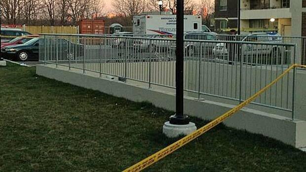 The Toronto police bomb disposal unit is investigating a suspicious object near Ozark Crescent.