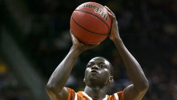 Toronto native Myck Kabongo of the Texas Longhorns missed two-thirds of the season after being suspended for accepting airfare and personal training instruction and lying about it to school officials.