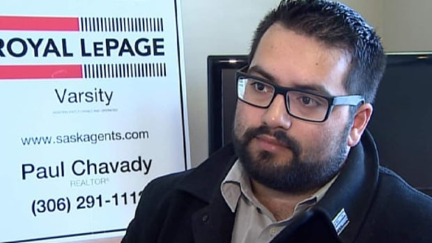 Paul Chavady is a Saskatoon real estate agent who has adopted the bitcoin into his business model.