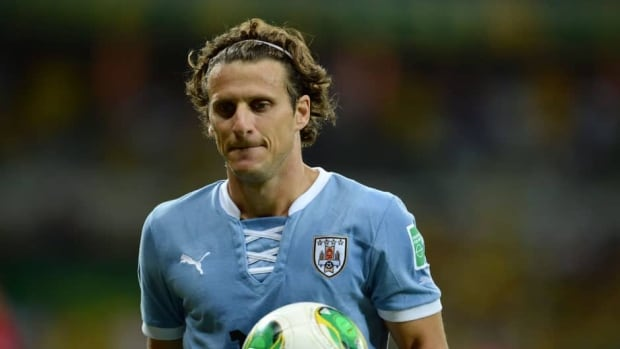 Uruguay's Diego Forlan was the leading scorer in the 2010 World Cup.