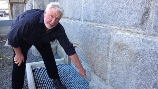 Robert Bobby Watts, an Ottawa-stonemason, has launched a lawsuit, saying he was wrongly removed from a restoration project on the New Brunswick legislature.