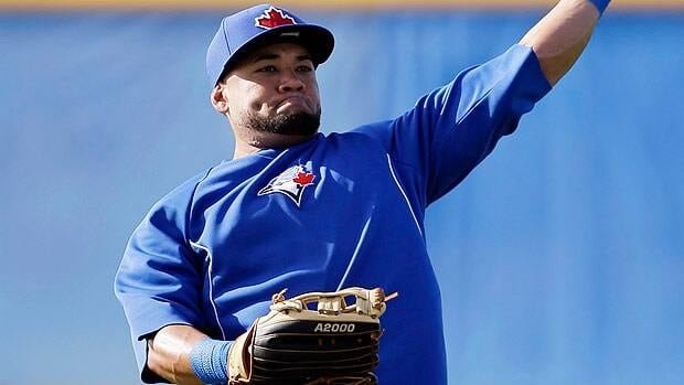 Toronto Blue Jays outfielder Melky Cabrera, seen last month, has been linked to the Biogenesis clinic.
