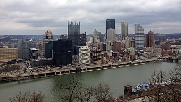 """""""There's a resilience and persistence of people who have grown up in these industrial cities,"""" says Don Carter, an urban renewal expert at Carnegie Mellon University. He encourages Hamilton and Pittsburgh to embrace their natural personalities."""