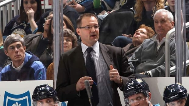 Dan Bylsma has coached the Pittsburgh Penguins since February 2009, taking them to a Stanley Cup in June of that year.