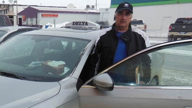 Wayne Smith, a taxi driver in Inuvik, N.W.T., says he thinks the flat fare should be higher than the $6 rate town council approved Wednesday.