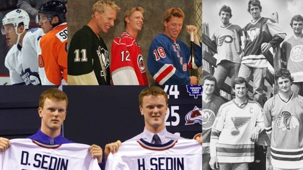 The NHL has never been a place lacking brotherly love.