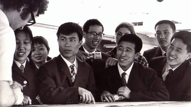 In 1973, China's government started to ease its post-revolution isolationist policies and sent nine students to Ottawa to experience Canadian culture and study at Carleton University.