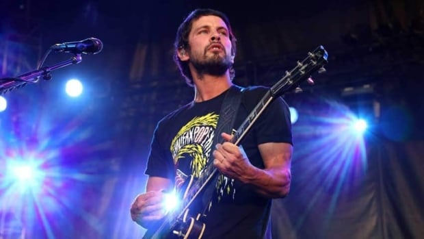 Sam Roberts Band played last year at the RBC Royal Bank Bluesfest. This year he's lending his talents to the Music & Beyond series.