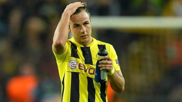 Mario Goetze will be playing for Bayern Munich next season.