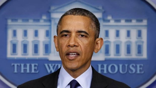 U.S. President Barack Obama told reporters at the White House on Tuesday that