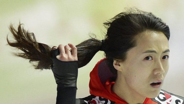 China's Wang Beixing captured back-to-back 500-metre race wins in Germany this weekend.