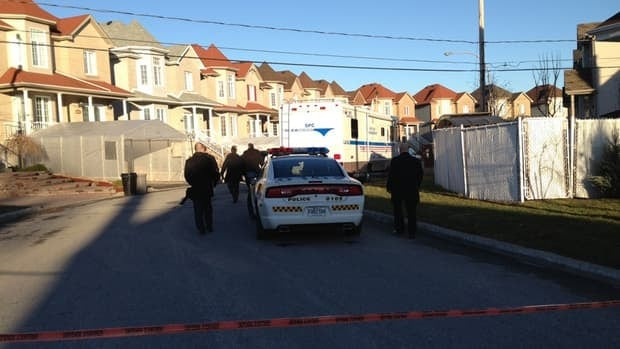Quebec provincial police are investigating a fatal shooting in a residential neighbourhood of Laval.