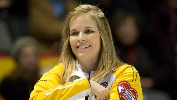 Manitoba skip Jennifer Jones and her rink were the only undefeated team during the round robin at the 2013 Scotties Tournament of Hearts in Kingston, Ont.