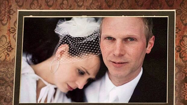 Tim Bosma and his wife Sharlene were married at the Ancaster Christian Reformed Church in February 2010. Bosma was found dead after he disappeared May 6 while showing his truck to two potential buyers.