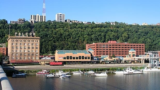 Station Square is one of the big successes of the Pittsburgh History and Landmarks Foundation.