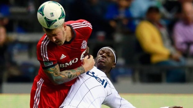 Toronto FC falls to a 1-0 loss to Vancouver Whitecaps on Saturday's season opener.