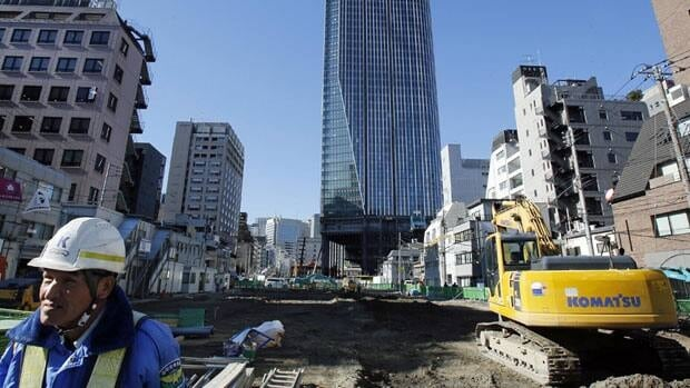 Japan announced a public works spending program Friday aimed at revitalizing its sagging economy.