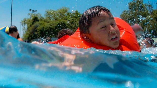 A new study by the Red Cross suggests Alberta parents have a false sense of security when their child is around water.