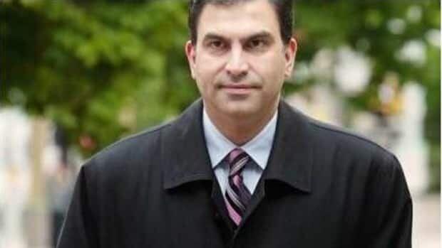 Dimitri Pantazopoulos, B.C. Liberal internal poll runner.