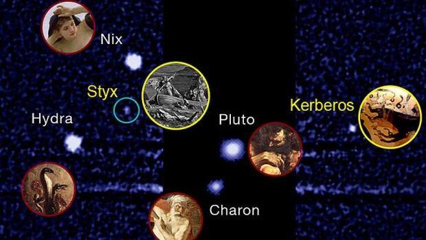 Meet Pluto's Smallest Moons: Kerberos And Styx