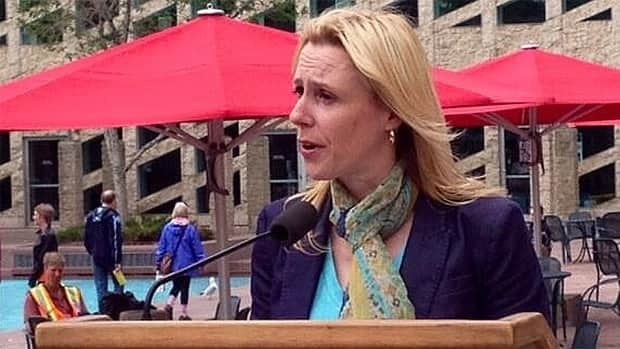 Coun. Kim Krushell announces Tuesday she will not run for a fourth term on Edmonton city council.
