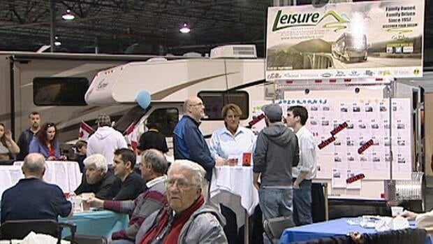 Show producer Stuart Galloway said this year's chosen space, GM transmission plant, made room for record numbers of  visitors and exhibitors.