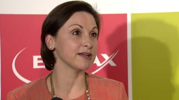 The CEO of ENMAX Corporation, Gianna Manes, said a power outage in July 2012 cost the company $20-million.