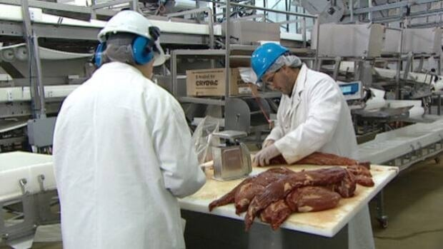 The province is contributing $150,000 to upgrades at the Atlantic Beef Products plant.