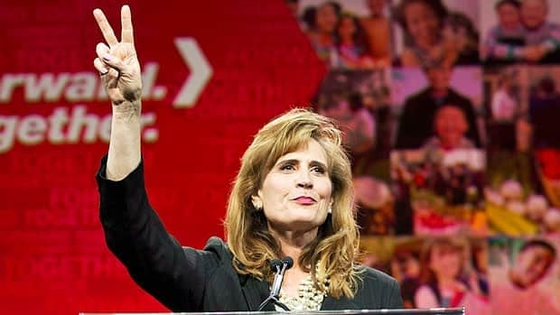 Sandra Pupatello thought going into the Ontario Liberal Party leadership convention that she was going to win.