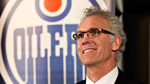 Craig MacTavish was named the new general manager of the Edmonton Oilers on Monday.