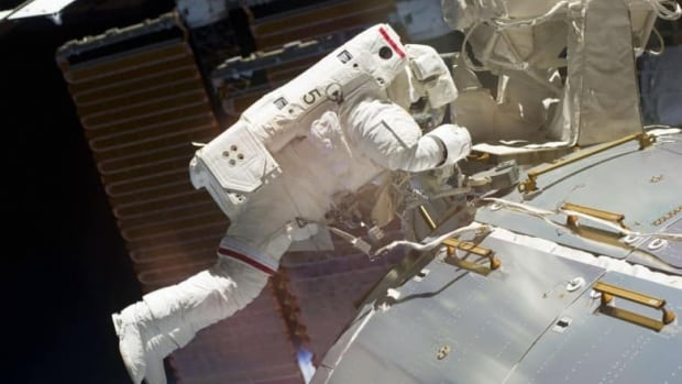 NASA astronaut Steve Bowen went on a six-hour spacewalk outside the International Space Station in March, 2011. Astronauts abroad the ISS are preparing for possible spacewalks this week to repair the outpost's failed cooling system, NASA said.