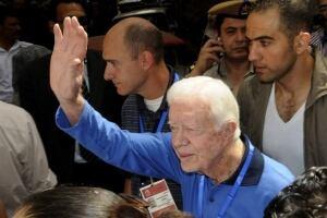 Carter in Cairo