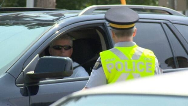RCMP will have more check points and patrol cars on the road for the August long weekend.