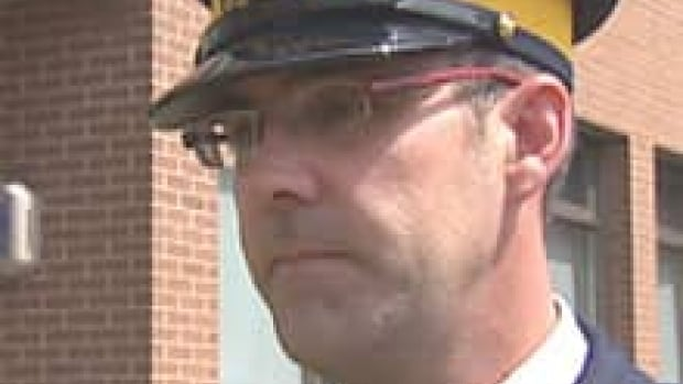 Police believe the incident is suspicious, said RCMP Sgt. Andrew Blackadar.
