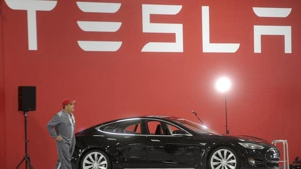 Tesla has outperformed its rivals in the electric car market, earning rave reviews from Consumer Reports magazine and seeing its share price soar above $100 US this year.
