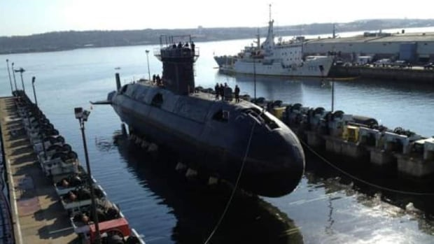 HMCS Windsor is being pulled from service to replace its diesel engine.