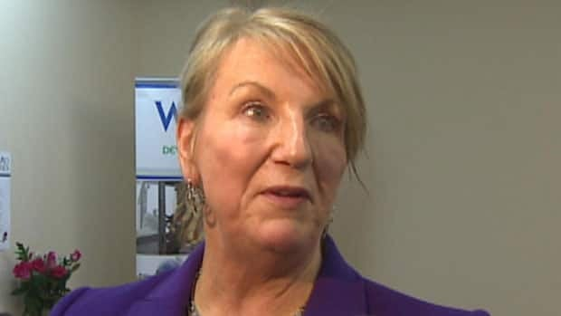 Premier Kathy Dunderdale says she will not release details on a $90-million business program until negotiations are completed.
