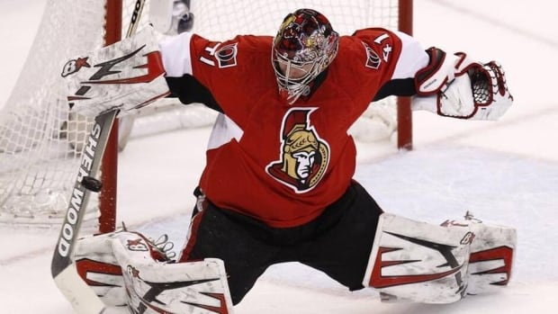 Goalie Craig Anderson has given the Ottawa Senators plenty of confidence heading into Game 4 against the Pittsburgh Penguins on Wednesday night.