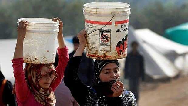 In December, the UN estimated the number of Syrian refugees would reach 1.1 million by the end of June.