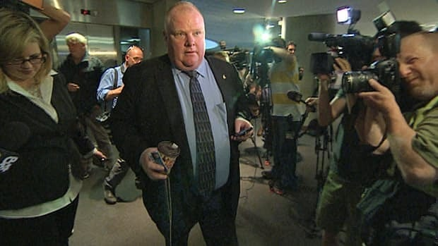 Some Toronto councillors are concerned the media furor surrounding Mayor Rob Ford has become a hindrance to city business.